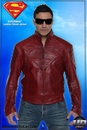 Superman Leather Street Jacket