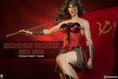 Superman Red Son Wonder Woman Premium Format Figure