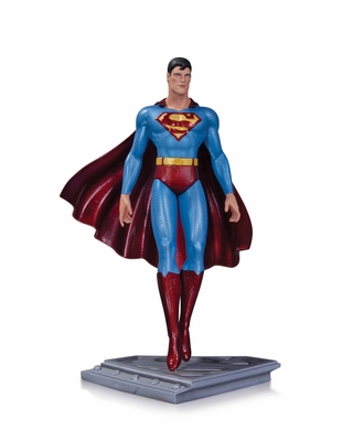 Superman: The Man of Steel Statue by Moebius