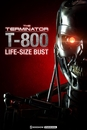Terminator T-800 Life Size Bust