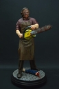 Texas Chainsaw Massacre Leatherface Statue