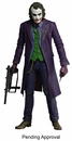 The Dark Knight Joker 1/4 Scale Action Figure