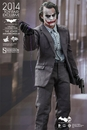 The Joker (Bank Robber Version 2.0) 1/6 Scale Figure - Free Shipping