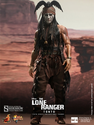 The Lone Ranger Tonto 1/6 Scale Figure