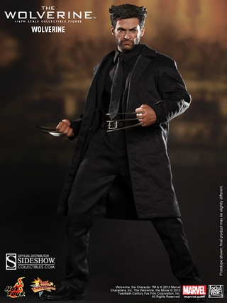 The Wolverine 1/6 Scale Figure