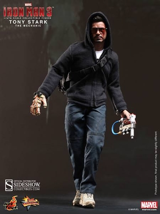 Tony Stark (The Mechanic) 1:6 Scale Figure