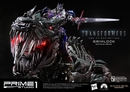 Transformers Grimlock Optimus Prime Version Statue