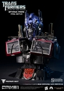 Transformers Optimus Prime Final Battle Bust