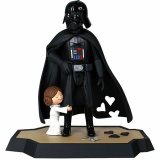 Vaders Little Princess Maquette