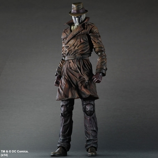 Watchmen Play Arts Kai Rorschach Figure