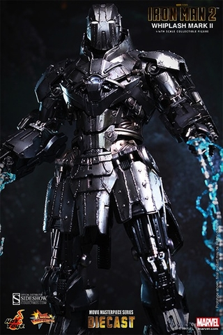Whiplash Mark II Die Cast 1:6 Scale Figure