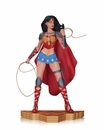 Wonder Woman Art of War Statue by David Finch