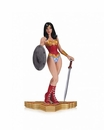 Wonder Woman The Art of War Statue by Yanick Paquette