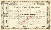 Charles Pratt & Co Stock 187_