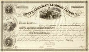 North American Lumber Co Stock 18__