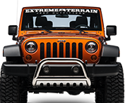Jeep JK Off-Road Lighting (2007-2014 Wrangler)