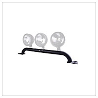 Jeep TJ Bumper Light Mounts (1997-2006 Wrangler)