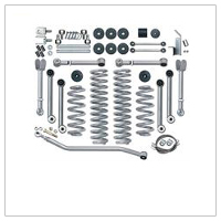 Jeep TJ Lift Kits 4 - 4.5 Inch (1997-2006 Wrangler)