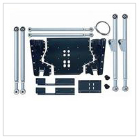 Jeep TJ Long Arm Upgrade Kits (1997-2006 Wrangler)