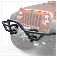 Jeep Wrangler Grille Guards