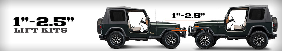 This Wrangler Jeep Yj Suspension Lift Kits 1inch For More Detail