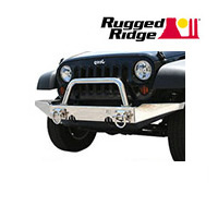 Rugged Ridge Jeep Wrangler Bumper Parts