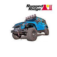 Rugged Ridge Jeep Wrangler Exterior Parts