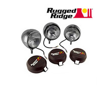Rugged Ridge Jeep Wrangler Light Parts