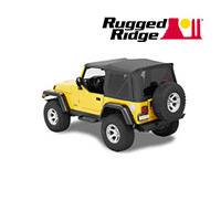 Rugged Ridge Jeep Wrangler Top Parts
