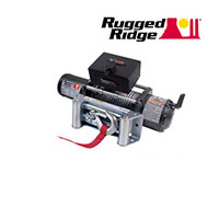 Rugged Ridge Jeep Wrangler Winch Parts