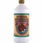 Buried Treasure: 70+ Derived Pure Minerals Gluten Wheat Soy & Yeast Free, 32 oz