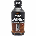 Cytosport: Cytogainer High Calorie Lean Mass Shake Chocolate 20 oz, 12 ct