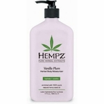 Hempz: Vanilla Plum Herbal Body Moisturizer, 17 oz