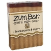 Indigo Wild: Zum Bar Goat's Milk Soap, Frankincense & Myrrh 3 oz