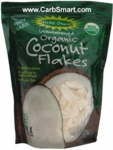 Let's Do Organics: Organic Coconut Flakes Insweetened No Preservatives, 7 oz
