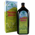 Natureworks Traditional Herb Extract Swedish Bitters For Good Gigestion 33.8 oz