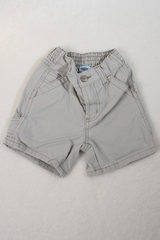 Beige Cargo Shorts by Old Navy - Size 6-12m