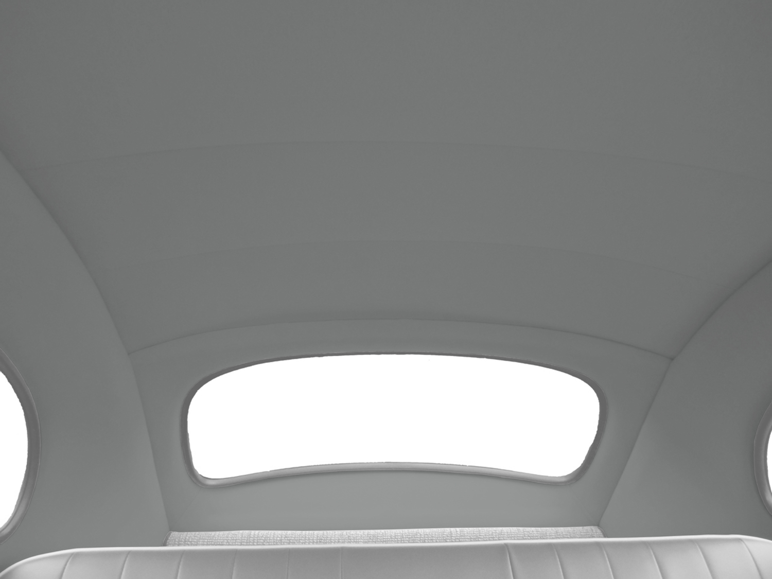 1963 Volkswagen Beetle Solid Roof Headliner Vw18