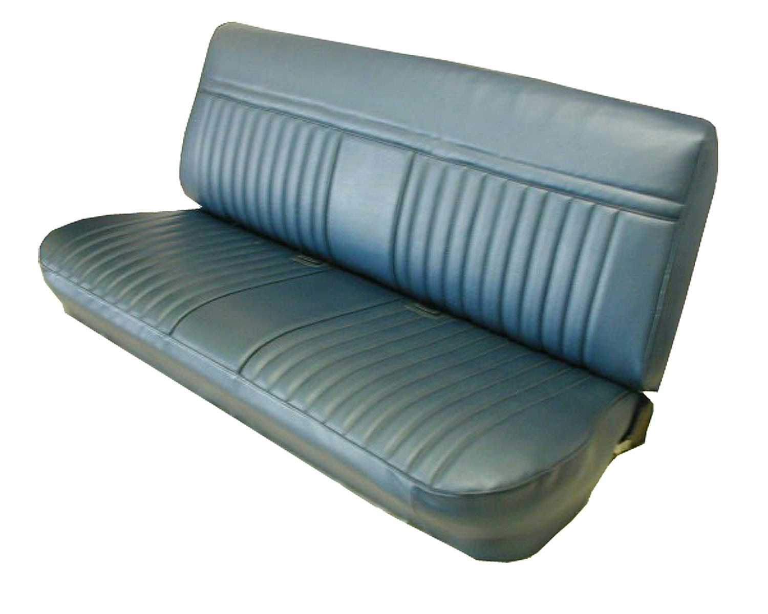 Superb img of 1981 1987 Chevrolet/GMC Standard Cab/Crew Cab Pickup Front Bench Seat with #314F5C color and 1500x1200 pixels