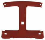 "1982-1992 Chevrolet Camaro/Pontiac Firebird ""T"" Top Roof Headliner, AFH12"