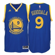 Andre Iguodala Jersey: Adidas Away Swingman #9 Golden State Warriors Jersey