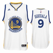 Andre Iguodala Jersey: Adidas Home Swingman #9 Golden State Warriors Jersey