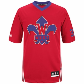Golden State Warriors adidas Stephen Curry Youth 2014 All-Star Replica Jersey  - Click to enlarge