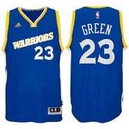 Draymond Green Jersey: adidas Stretch Crossover #23 Golden State Warriors Royal NBA Swingman Jersey
