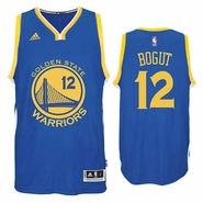 Andrew Bogut Jersey: adidas Royal Blue Swingman #12 Golden State Warriors Jersey