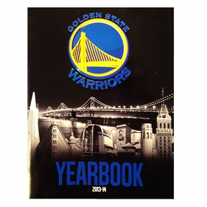 Golden State Warriors 2013-2014 Yearbook - Click to enlarge