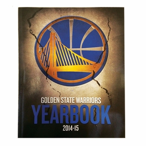 Golden State Warriors 2014-2015 Yearbook - Click to enlarge