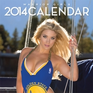 Golden State Warriors 2014 Warriors Girls Dance Team Swimsuit Calendar