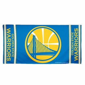 Golden State Warriors 30x60 Beach Towel - Click to enlarge
