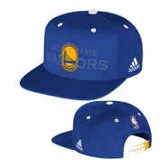 Golden State Warriors adidas 2014 Official Draft Snapback - Royal